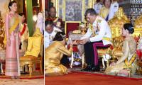 Tayland'da da yaşam biçimiyle şaşkına çeviren Kral Rama X tartışılıyor