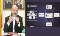 Bakan Soylu yeni kimliklere eklenecek özellikleri açıkladı!