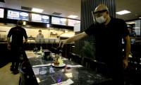 Lokantalara ultraviyole ışıklı temizlik