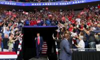 Trump'ın Tulsa'da kullandığı dile eleştiri yağdı