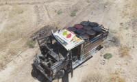 PKK'nın bombalı kamyonetle saldırısı önlendi