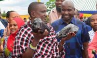 Tanzanyalı madenci bir gecede milyoner oldu