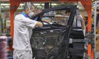 İngiltere'de otomobil üretimi 74 yılın en düşük düzeyinde