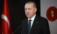 Erdoğan: Türkiye kutlu yürüyüşüne asla ara vermemiştir