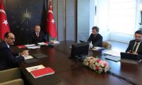 Erdoğan toplantının ardından açıklama yapacak