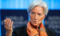 Lagarde: Ekonomide toparlanma inişli çıkışlı olabilir