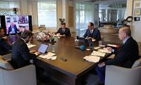 Kritik kabine toplantısı başladı