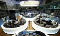 Avrupa borsaları haftaya düşüşle başladı