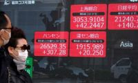 Asya piyasaları gerilimle geriledi