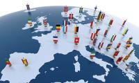 Avrupa'da yıllık enflasyon yüzde 0.4'e çıktı