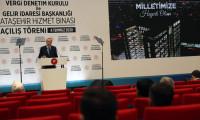 Erdoğan: Finans merkezini ilan ettiğim zaman inanmamışlardı