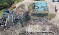 Sakarya'da patlayan fabrikanın sahibi gözaltına alındı