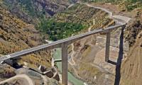 Türkiye'nin en yüksek köprüsü açılıyor
