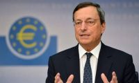 Draghi: Düşük faiz tek başına sürdürülebilirliği garanti altına alamaz
