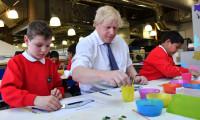 Johnson: Çocuklarınızı okula gönderin