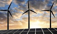 Elektrik üretiminde kömür yerini rüzgar ve güneşe bırakıyor