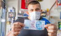Hatalı basılmış banknot için 150 bin TL istiyor