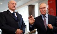Putin: Lukaşenko'nun kullanması için polis gücü oluşturduk