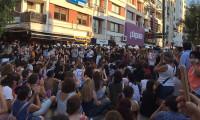 İstanbul Sözleşmesi için kadınlar eş zamanlı olarak sokağa çıktı