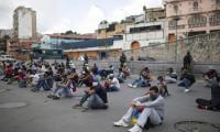 Venezuela'da korona virüs önlemlerini ihlal edenlere ceza