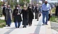 Erzincan'da 65 yaş üstüne sokağa çıkma yasağı