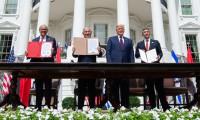 İran'dan Beyaz Saray'da atılan İsrail'le normalleşme imzalarına sert tepki