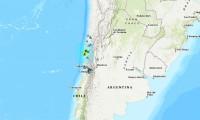 Şili'de bir haftada ikinci büyük deprem