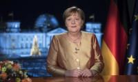 Merkel: Bu kadar zor bir yıl yaşamadık