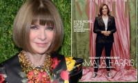 Vogue, Harris kapağını savundu