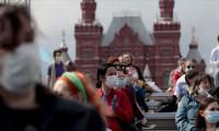 Rusya'da günlük vaka sayısı yılın en yüksek seviyesini gördü