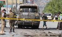 Afganistan'da cuma namazında patlama