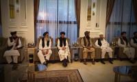 Taliban'ın uluslararası görüşme trafiği