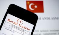 Bazı bakanlık ve kurumların atama kararları Resmi Gazete'de