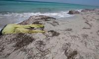 17 göçmenin cesedi sahile vurdu