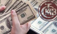 TCMB brüt döviz rezervleri 1 milyar dolar arttı