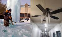 Teksas'ta soğuk havalar hayatı felç etti