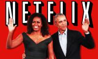 Obama çifti Netflix'le anlaştı