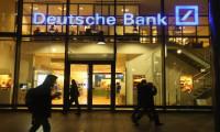 Deutsche Bank'a dolar işlem yasağı getirildi