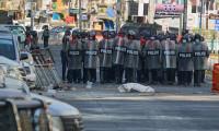 Myanmar'daki darbe sonrası korkunç talimat! Ölene kadar ateş edin