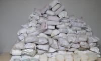 Hakkari'de dev uyuşturucu operasyonu