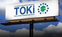 TOKİ,'pazarlık usulüyle' firmaları belirledi