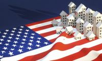 ABD'de yeni konut satışları 9 ayın en düşük seviyesine geriledi