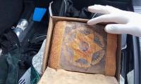 Ceylan derisine altın işlemeli 2 bin 500 yıllık Tevrat ele geçirildi