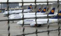 Lufthansa'dan 2020'de rekor zarar