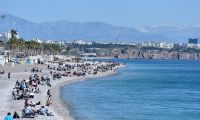İngiliz turistlerin gözü Türkiye'de
