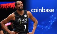 NBA yıldızının Coinbase yatırımı 53 katına ulaştı