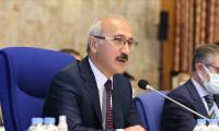 Lütfi Elvan'dan AB büyükelçileri ile kritik toplantı