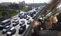 İstanbul'da toplu ulaşım ve trafikte yoğunluk