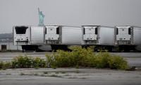New York'ta 750 cenaze bir yıldan fazladır kamyonlarda bekliyor