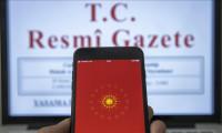 Esnafa hibe desteğine ilişkin karar Resmi Gazete'de yayımlandı